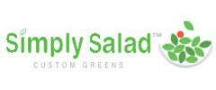 Simply Salad Logo