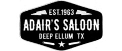 Adair's Saloon Logo
