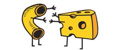 I Heart Mac & Cheese Logo