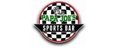 Papa Joe's Sports Bar Logo