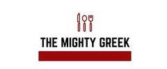 The Mighty Greek Logo