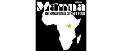 Manna International Street Food Logo