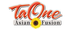 TaOne Asian Fusion Logo
