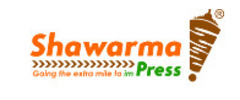 Shawarma Press Logo