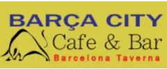 Barca City Cafe Logo