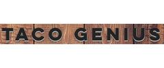 Taco Genius Logo