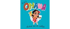 Ohana Shave Ice & Coffee Logo