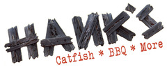 Hank's Catfish & BBQ Logo