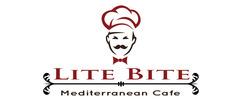 Lite Bite Mediterranean Cafe Logo