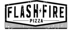Flash Fire Pizza Logo