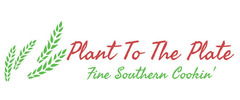 Plant To The Plate Logo