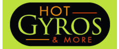 Hot Gyros and More Logo