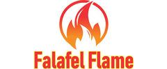 Falafel Flame Logo