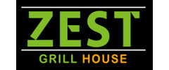 Zest Grill House logo