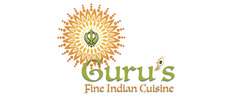 Guru's Indian Cuisine Logo