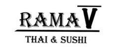 Rama V Thai & Sushi Logo