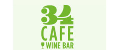 34th Street Cafe & Catering Logo