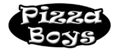 Pizza Boys Logo