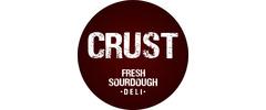 CRUST - Sourdough Deli Logo