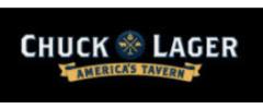 Chuck Lager America's Tavern Logo