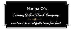 Nanna O's Catering Logo