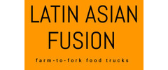 Latin Asian Fusion Food Trucks and Catering Logo