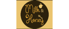 Milk and Honey Cafe CA Logo