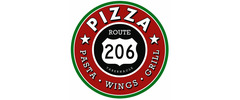 Pizza 206 Logo