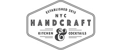 HandCraft Kitchen & Cocktails Logo