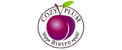 Cozy Plum Bistro Logo