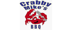 Crabby Mike's BBQ Logo