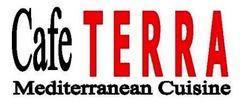 Cafe Terra Mediterranean Cuisine Logo