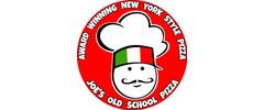 Joe's Old School Pizza Logo