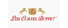 Los Cuates Buffet Logo