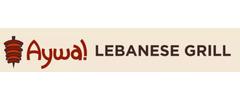 Aywa! Lebanese Grill Logo