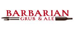 Barbarian Grub and Ale Logo