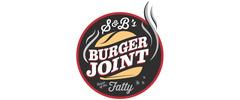 S&B's Burger Joint Logo