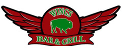 Wings Bar and Grill Logo
