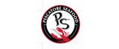 Pescatore Seafood Logo