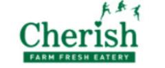 Cherish Farm Fresh Eatery Logo
