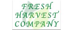 Fresh Harvest Company Logo