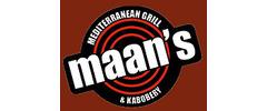 Maan's Mediterranean Grill Logo