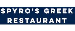 Spyro's Greek Restaurant Logo