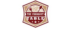 The Farragut Table Logo
