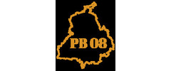 PB08 Indian Bistro & Bar Logo