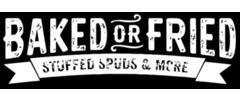 Baked or Fried Logo