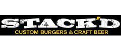 Stack'd Burgers logo