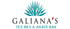 Galiana's Tex Mex & Agave Bar Logo
