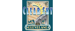 Clear Sky on Cleveland Logo