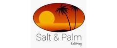 Salt & Palm Catering Logo